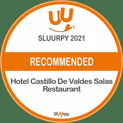 Hotel Castillo De Valdes Salas Restaurant - Sluurpy