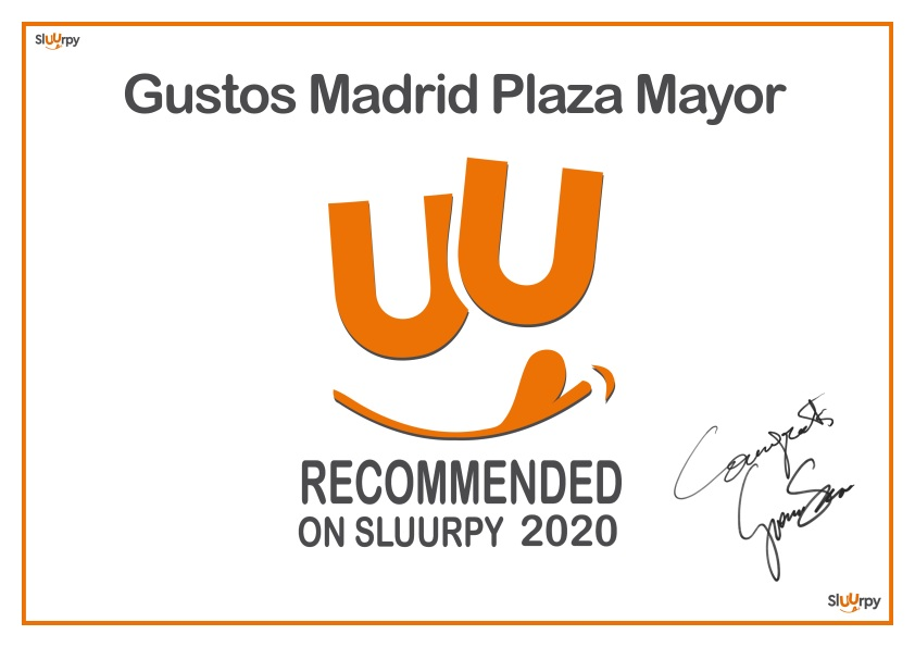 Gustos Madrid Plaza Mayor