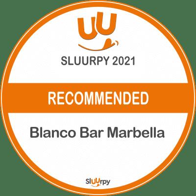 Blanco Bar Marbella - Sluurpy