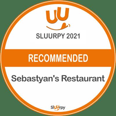 Sebastyan's Restaurant - Sluurpy