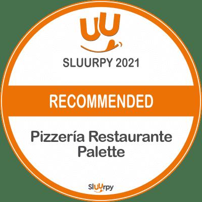 Pizzería Restaurante Palette