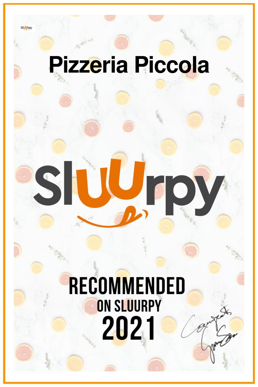 Pizzeria Piccola - Sluurpy